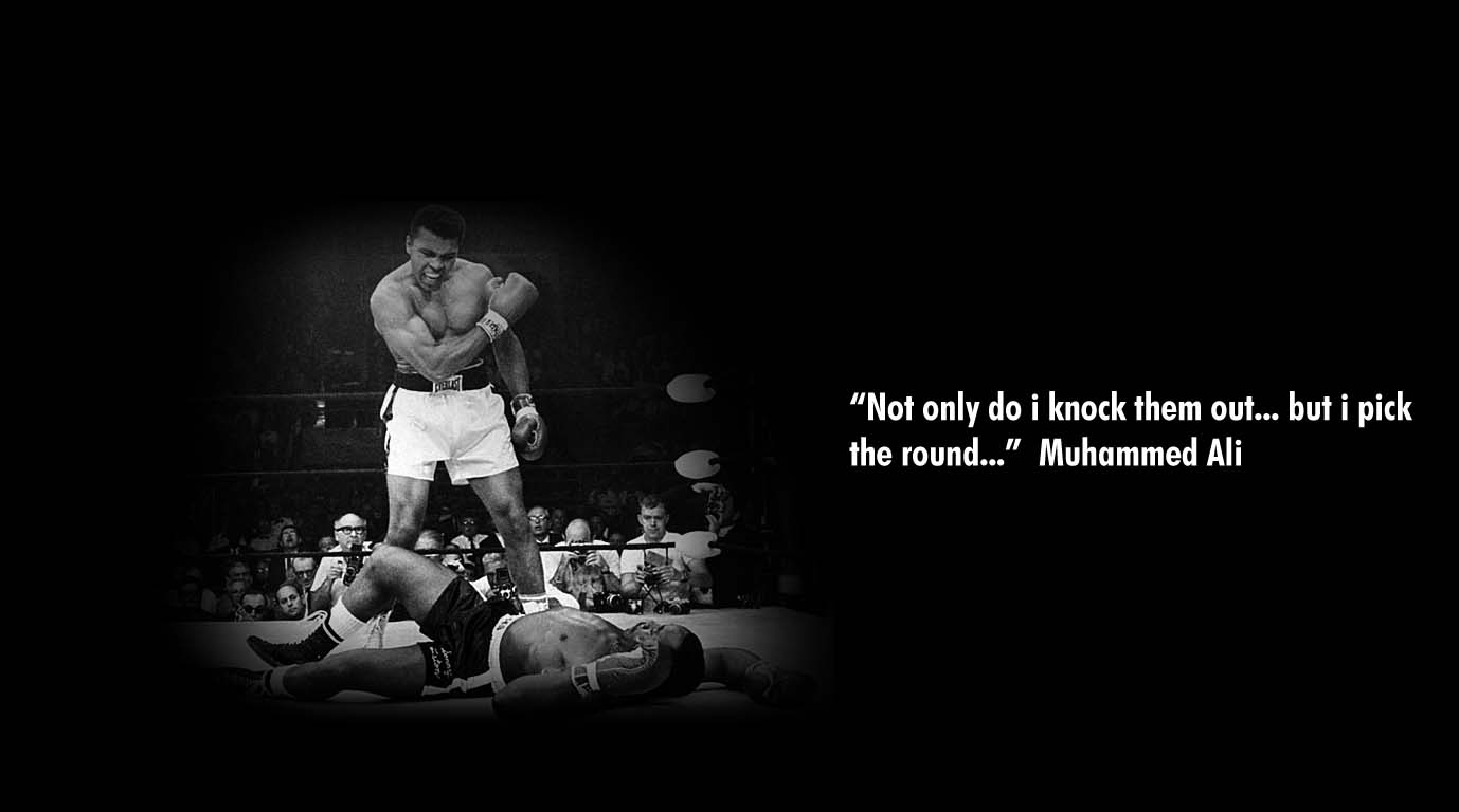 Muhammad Ali Wallpapers   HD Wallpapers Backgrounds of 1378x768