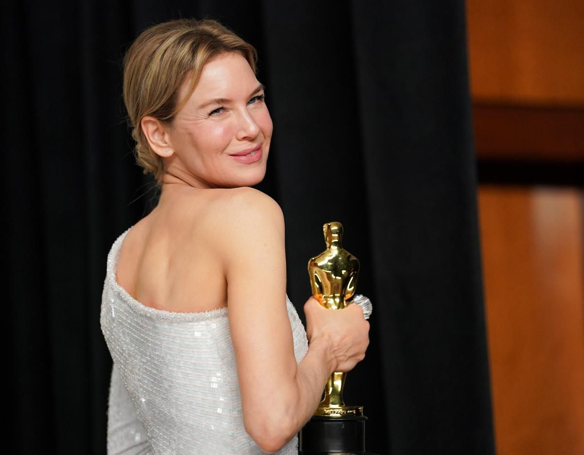 Rene Zellweger completes comeback with best actress Oscar win 1200x934