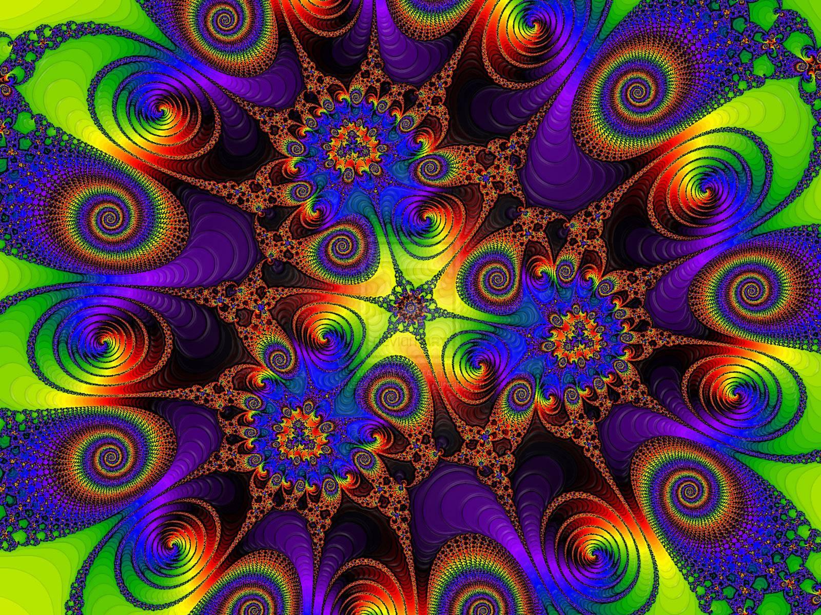 Acid Trip Wallpapers 1600x1200