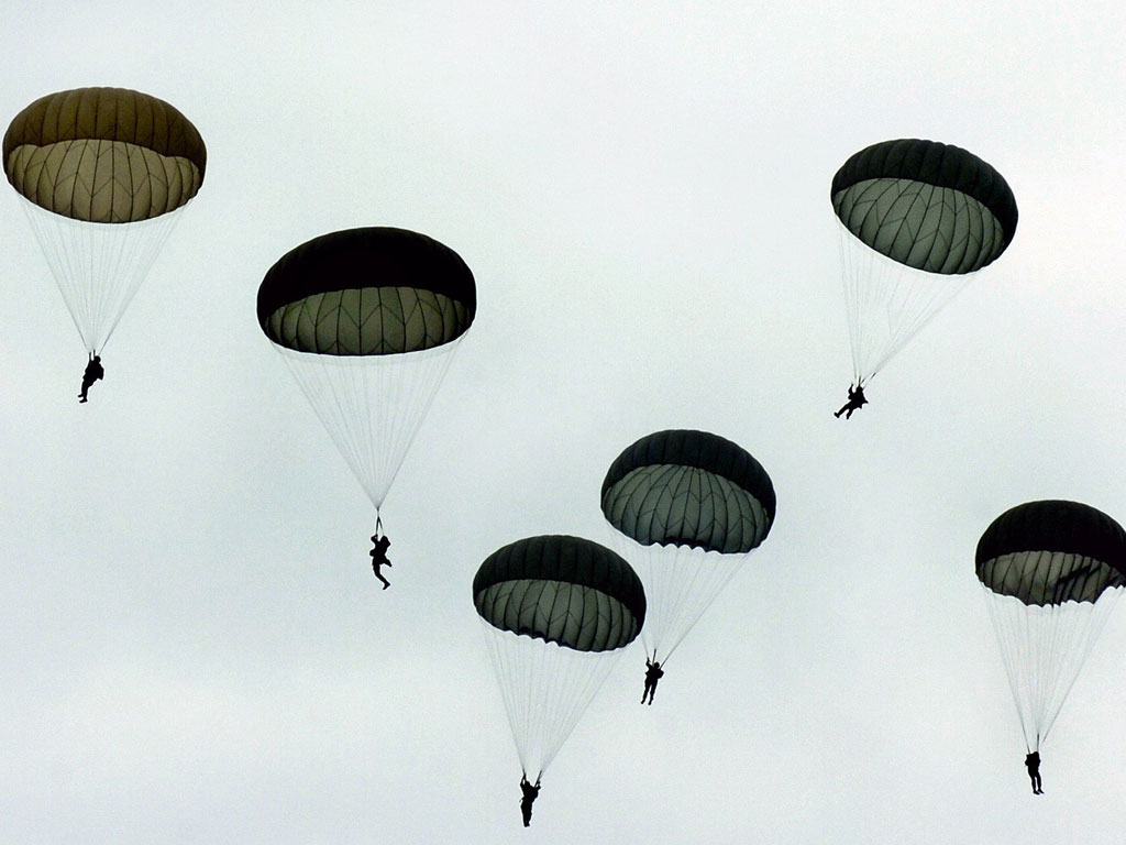 Paratrooper Wallpaper Images - WallpaperSafari