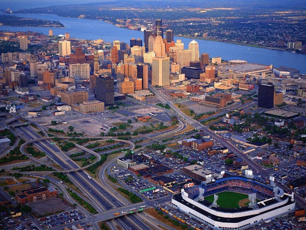 City of detroit wallpaper wallpapersafari for Motor city towing detroit michigan