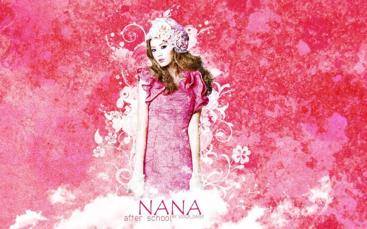 After School Nana Wallpapers 1280x800