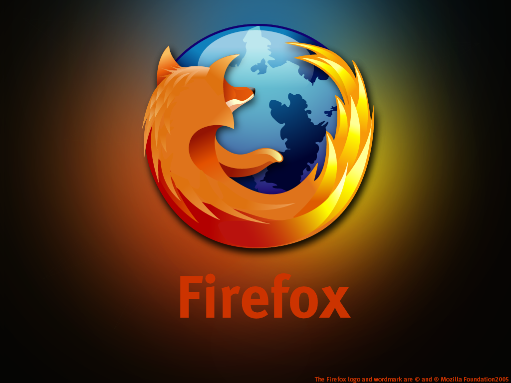 70 Wallpapers Firefox 1024x768