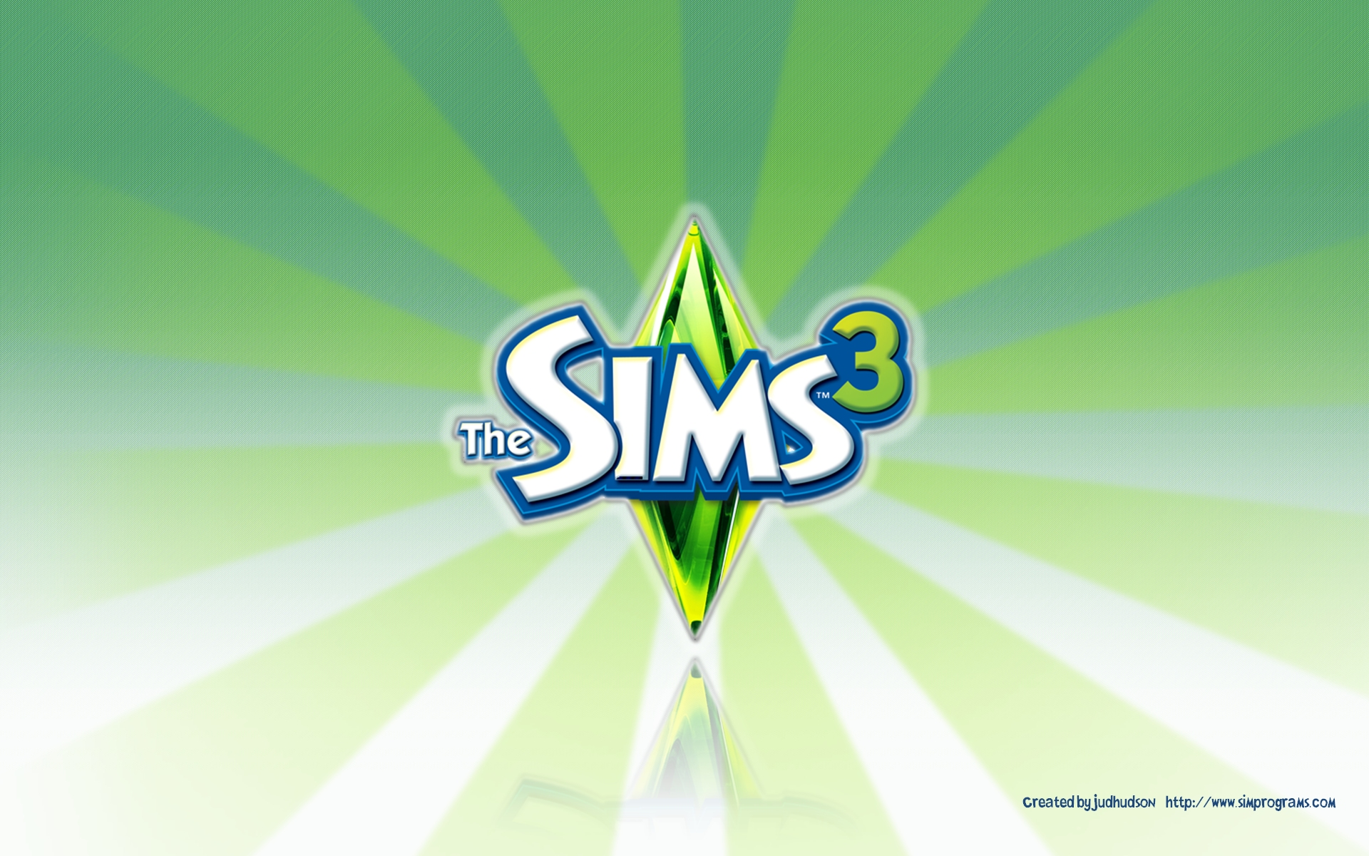 The Sims 3   Wallpaper 1 by Judhudsonjpg 1920x1200