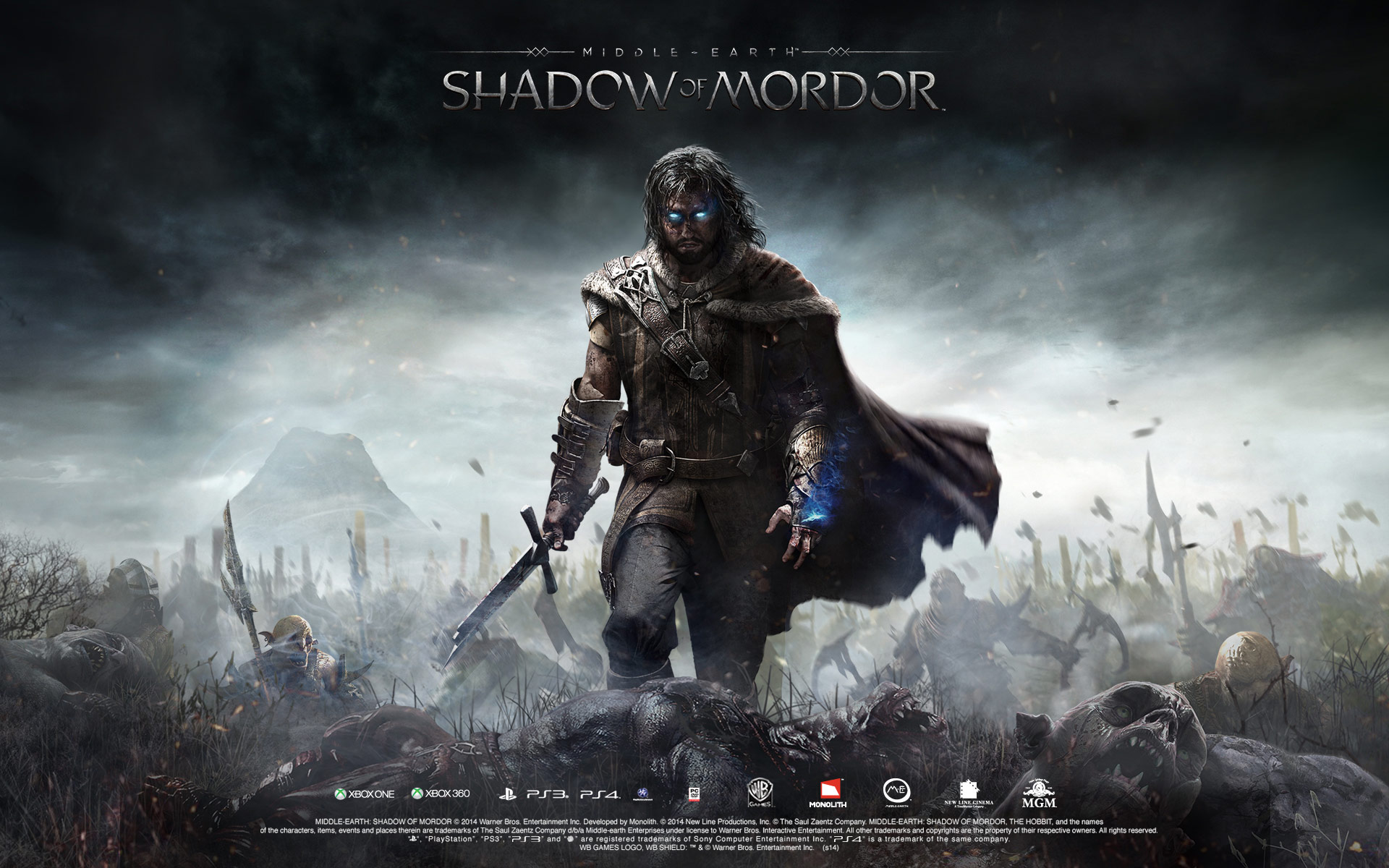 Free Download Middle Earth Shadow Of Mordor Nothing Is True Page 2