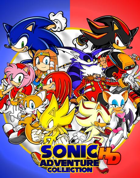 Sonic Adventure Wallpaper Wallpapersafari