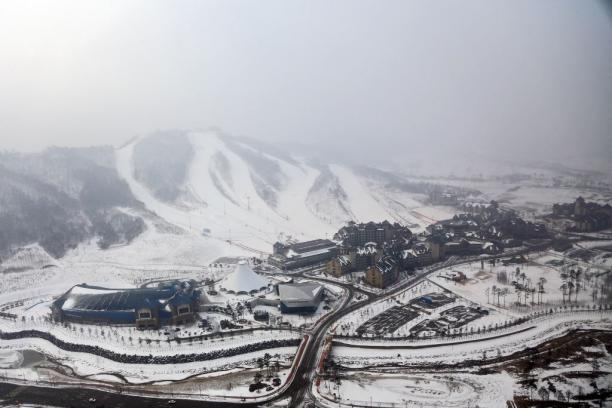 PyeongChang 2018 prepares to stage Paralympic test events 612x408