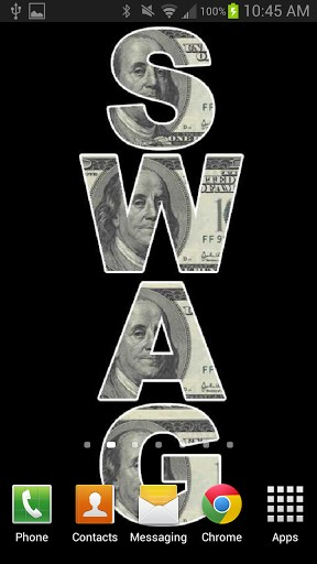 Free Download Swag Money Live Wallpaper For Android By