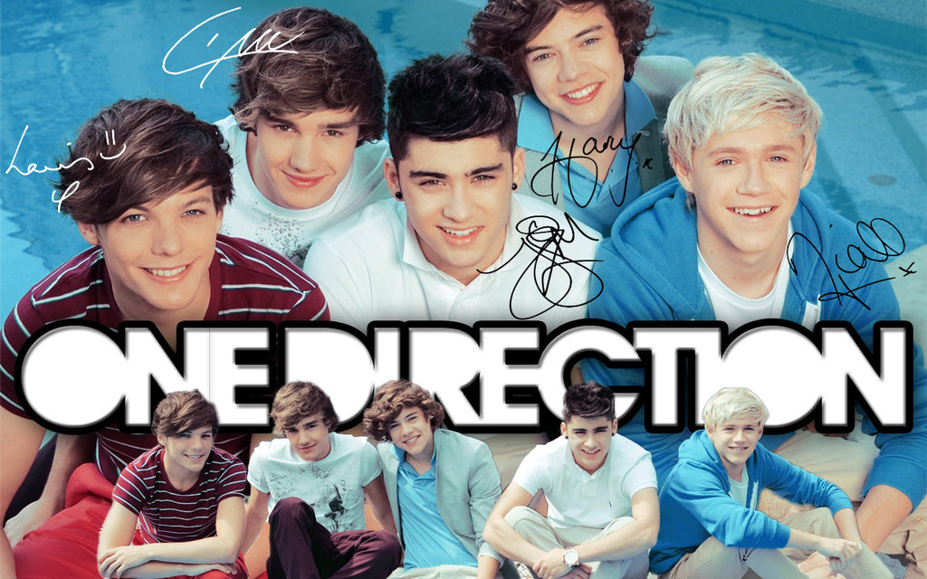 One Direction wallpaper by MeganL125 1024x640