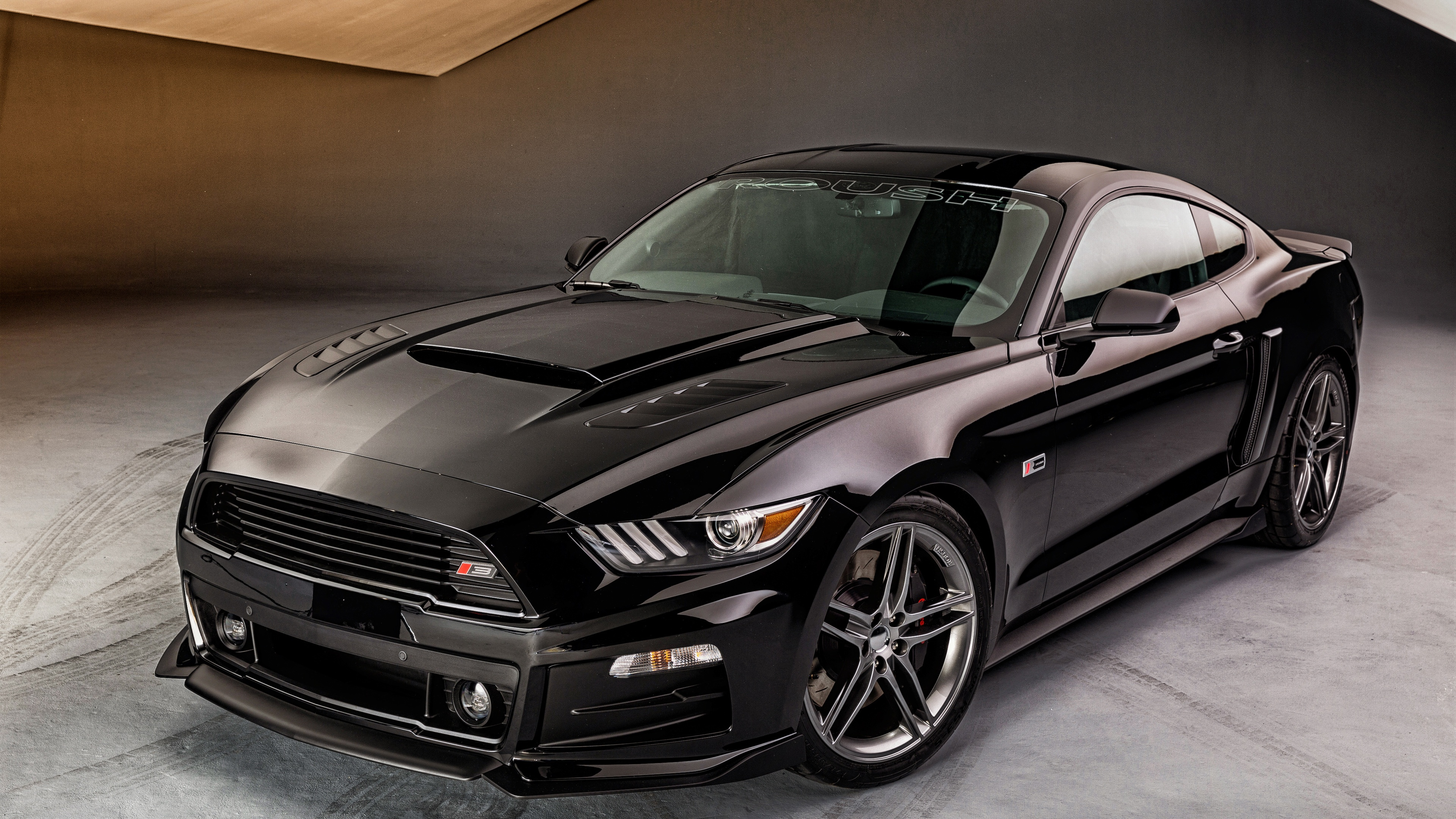 Ford Mustang Hd Wallpapers Wallpaper Desktop Hd