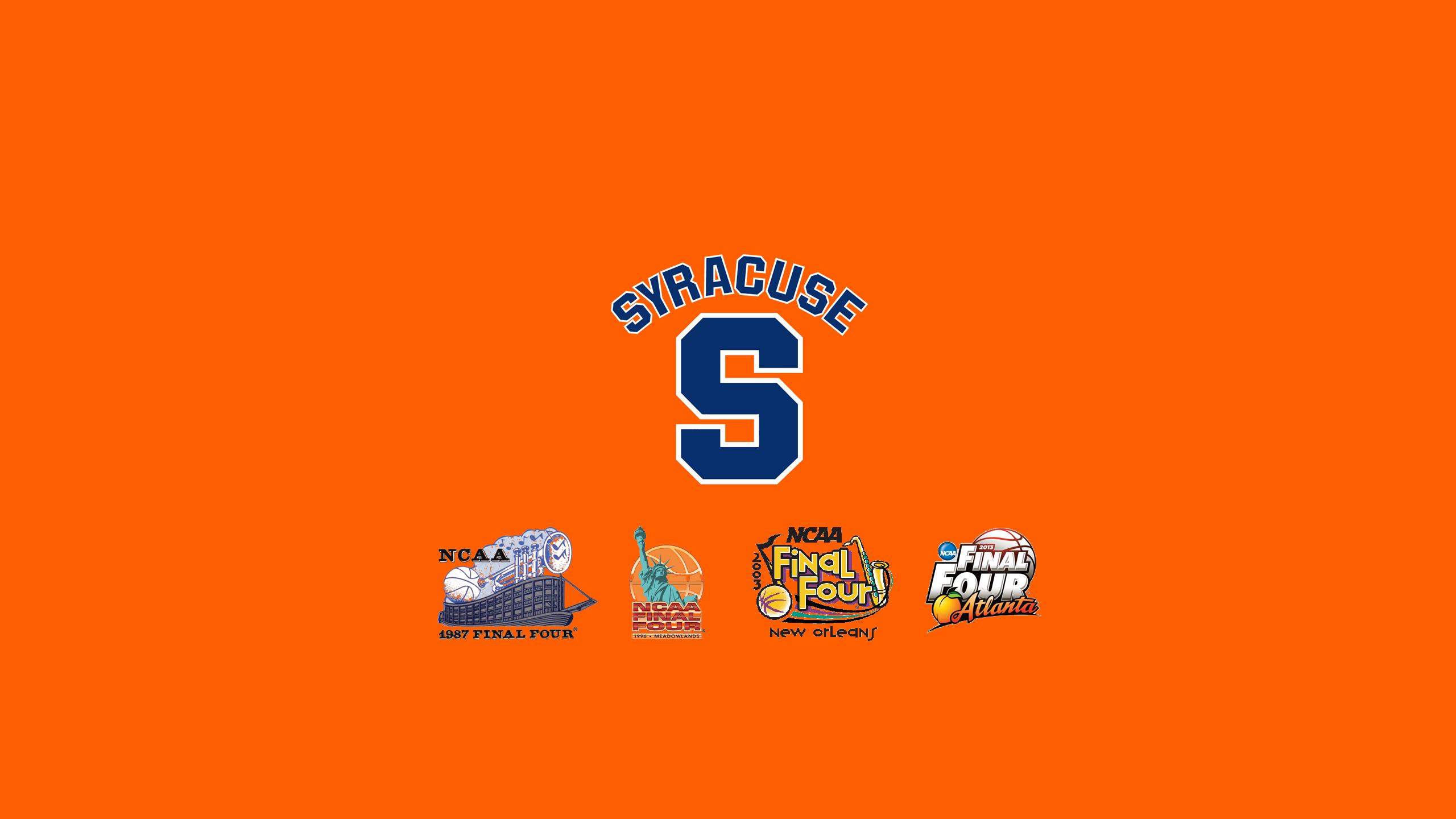 Syracuse Logo Wallpaper Wallpapersafari