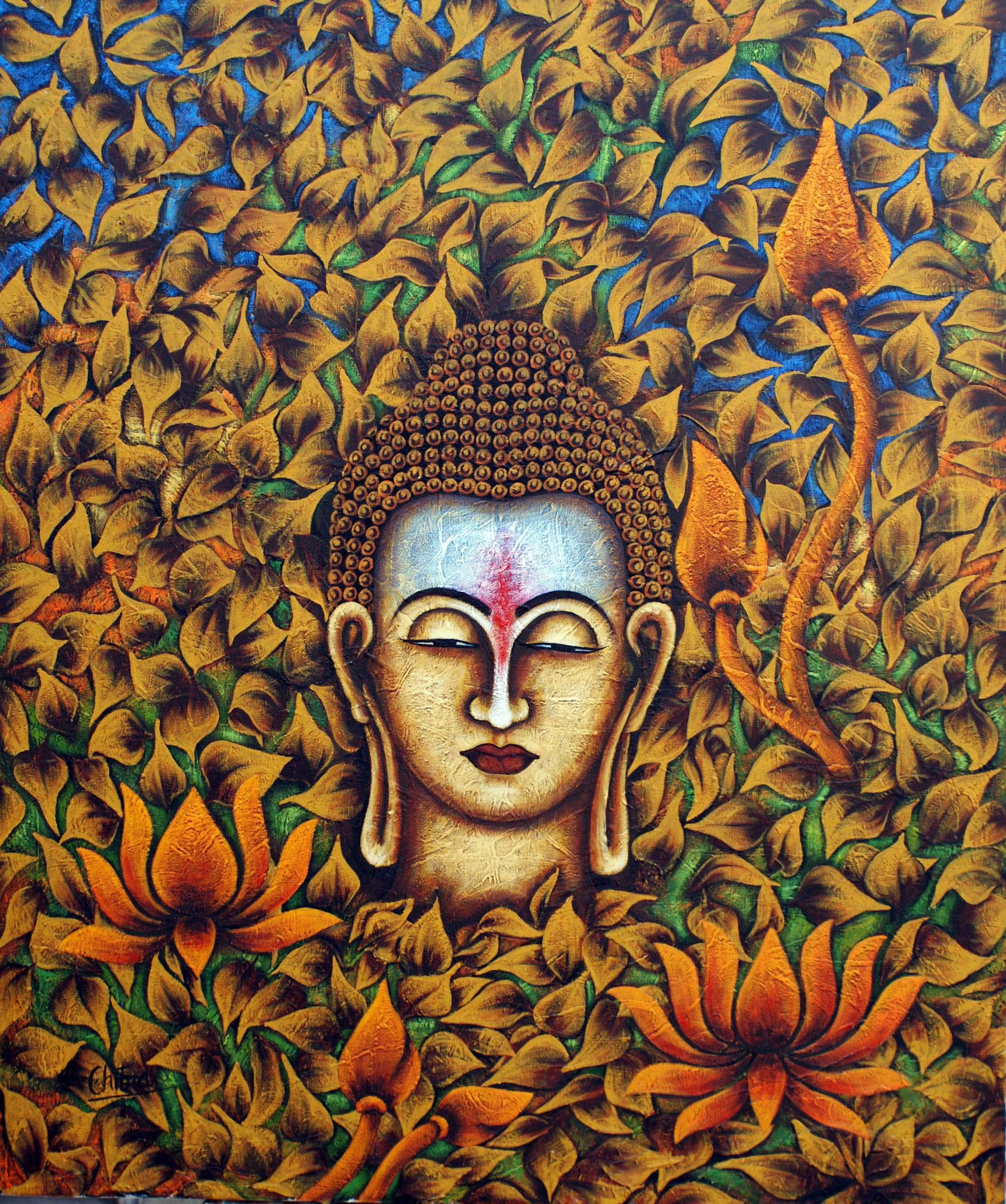 Wallpapersafari: Lord Buddha Wallpaper HD