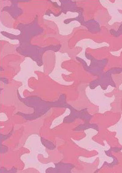 Pink Camouflage Wallpaper   Camo Girls Decor   By The Yard 407x575