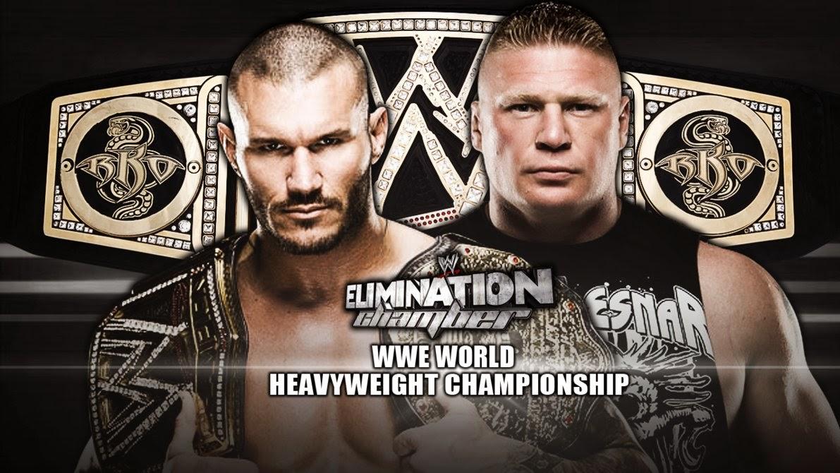 WWE Elimination Chamber 2014 HD Wallpapers WWE Wrestling 1191x670
