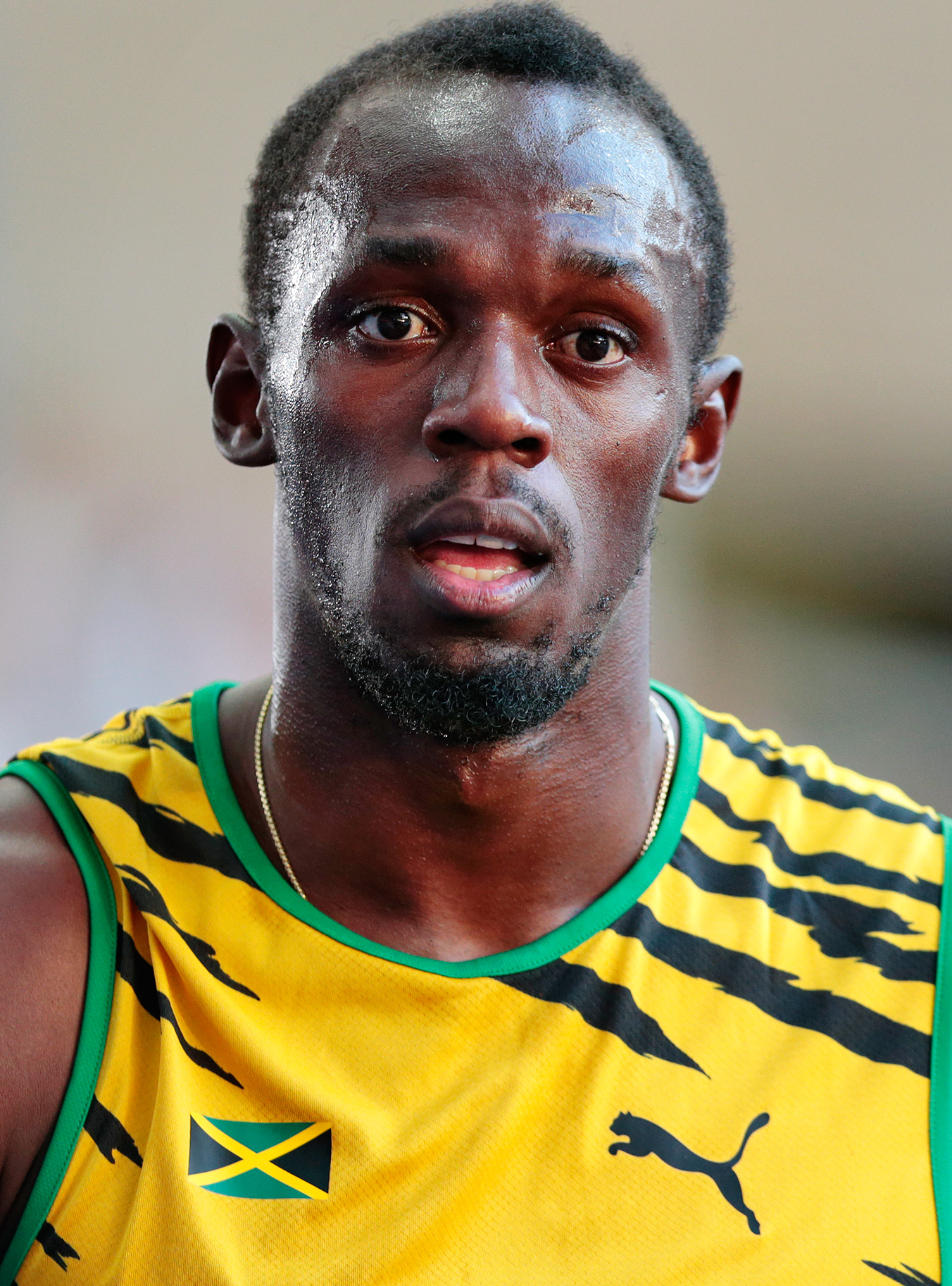 Usain Bolt Jamaican Sprinter,Olympic athlete and World Fastest Person ...