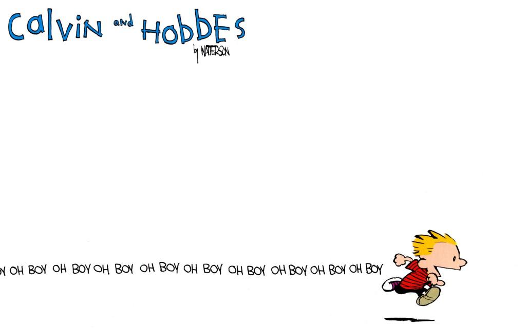 28 Hi Def Calvin and Hobbes Wallpapers 1024x640