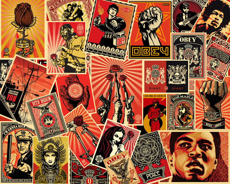The Definitive Obey Giant Site View topic   Obey Desktop Wallpaper 800x640