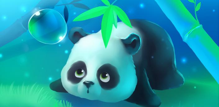 48 moving panda wallpaper on wallpapersafari - Baby animation wallpaper ...