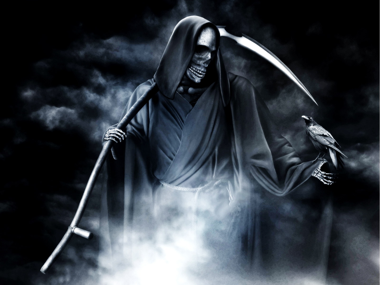 Grim Reaper HD Wallpapers Download Wallpapers in HD for your 1600x1200