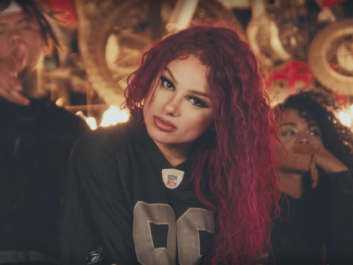 Snow tha Product lives for Petty drama in new video labfm 1400x1050