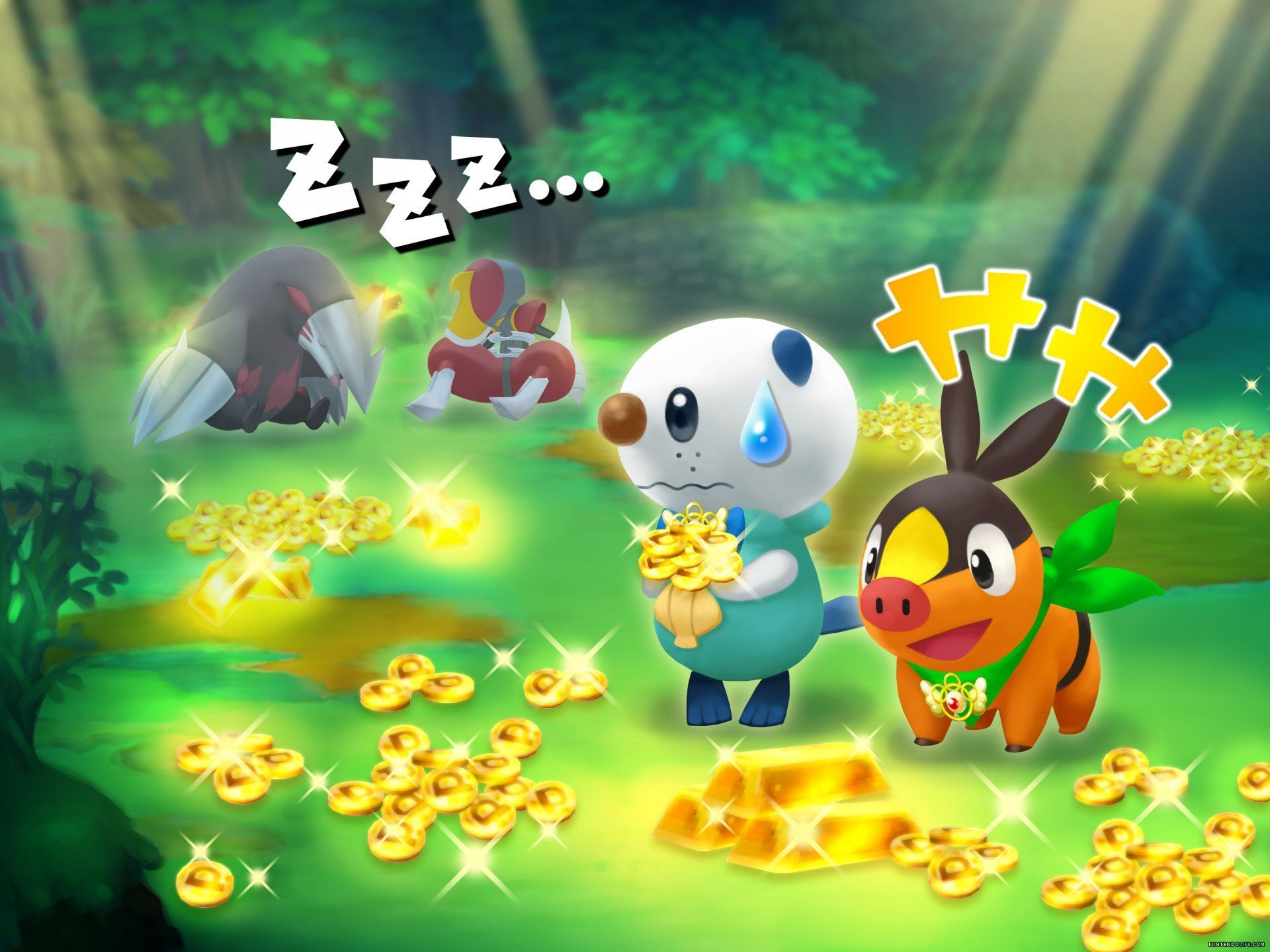 Pokemon Mystery Dungeon Wallpapers 1920x1440