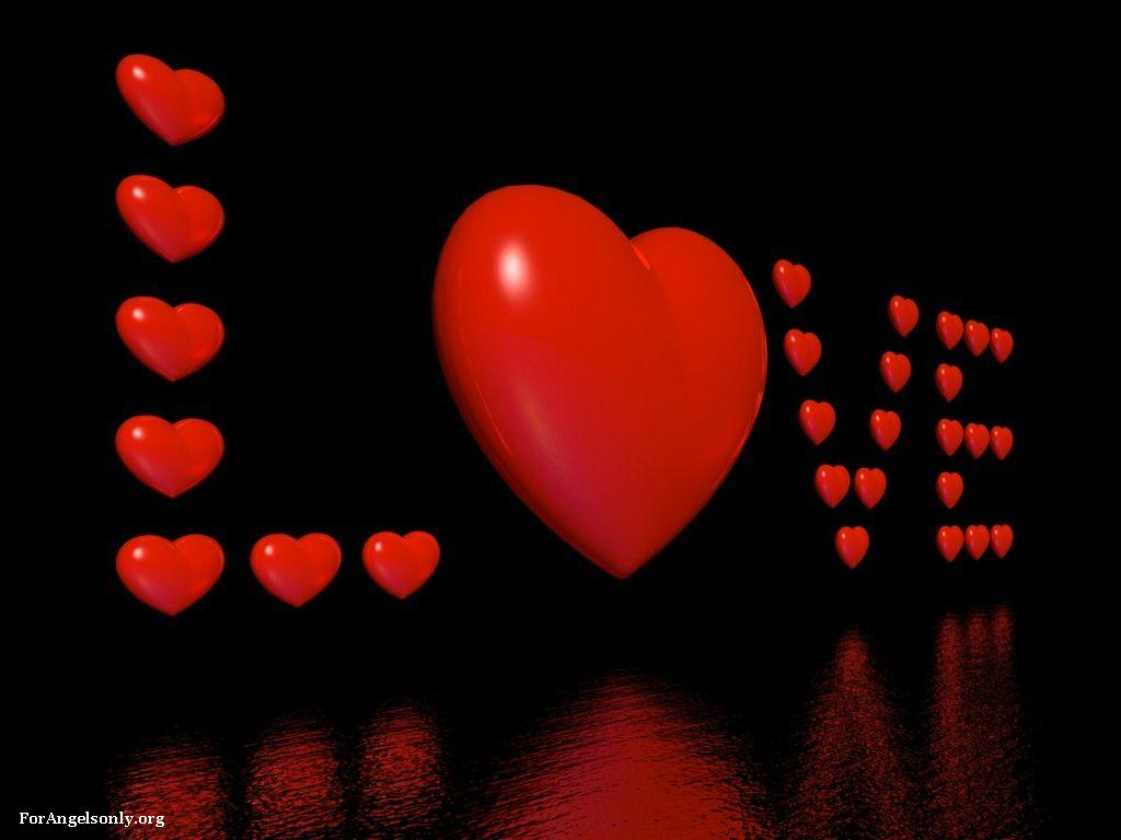 heart love wallpaper images - wallpapersafari