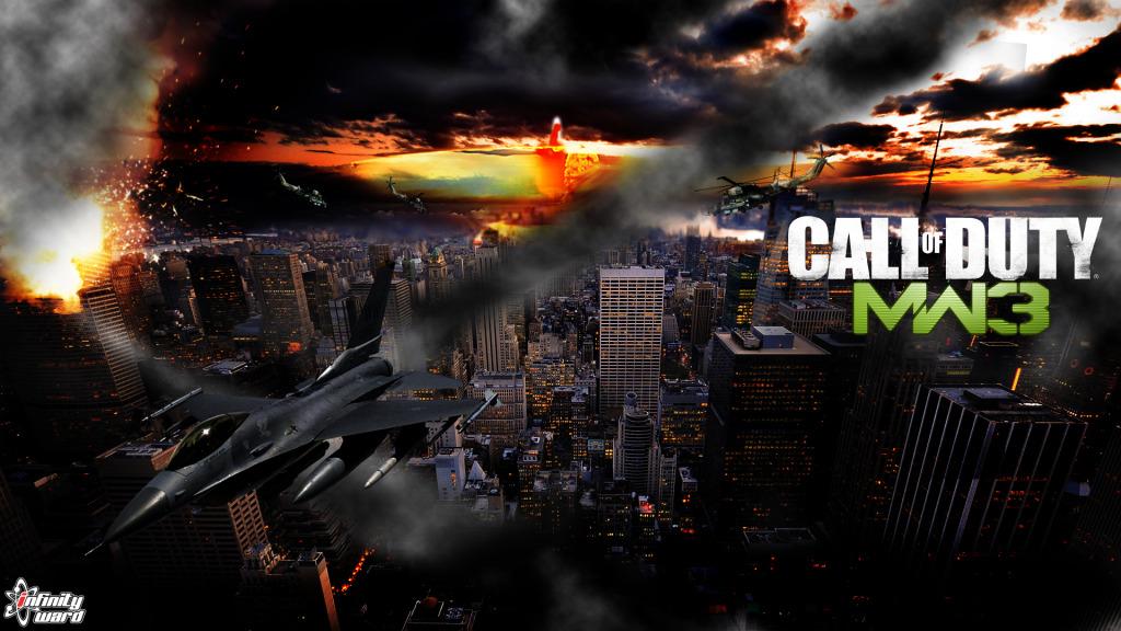 Modern Warfare 3 Wallpapers 2011 1024x576