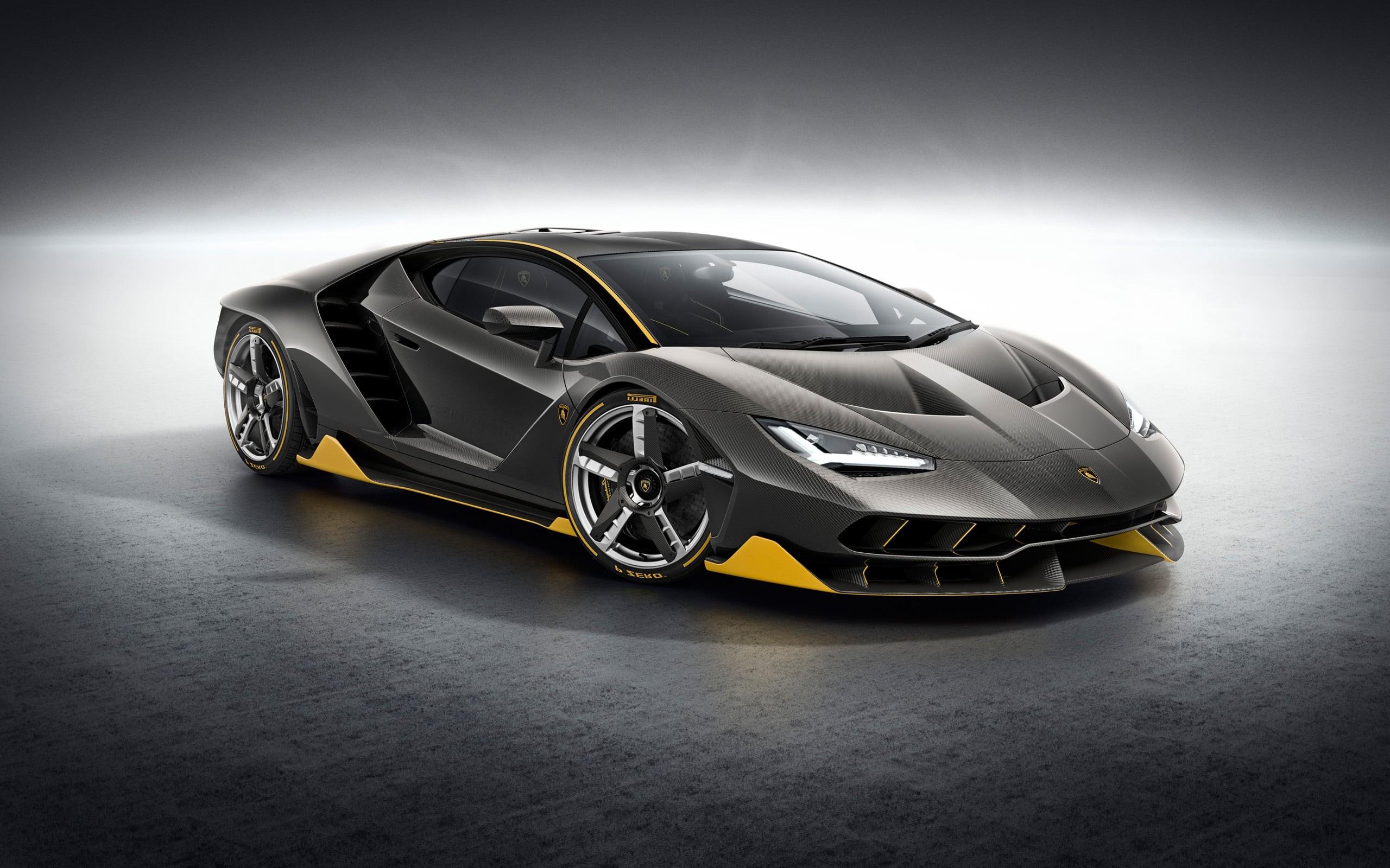 2018 Lamborghini Wallpapers Wallpapersafari