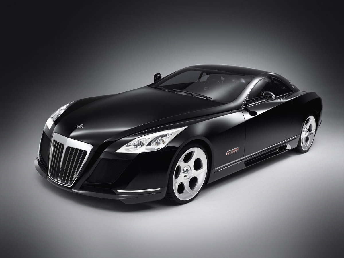 Maybach Exelero wallpapers Vehicles HQ Maybach Exelero pictures 1200x900