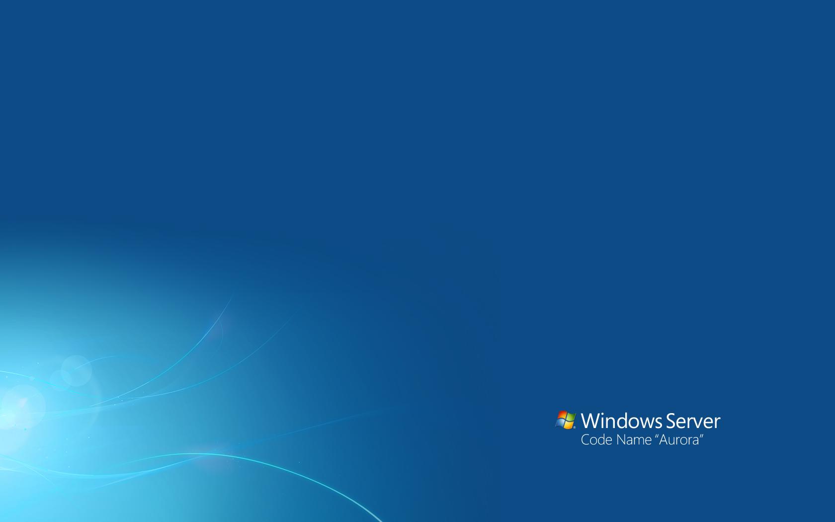 Windows Server code name Vail Aurora What do we know 1680x1050