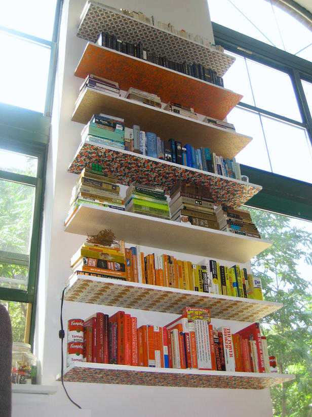 Beautiful Shelves Merging Function With Style Page 04 Decorating 616x821