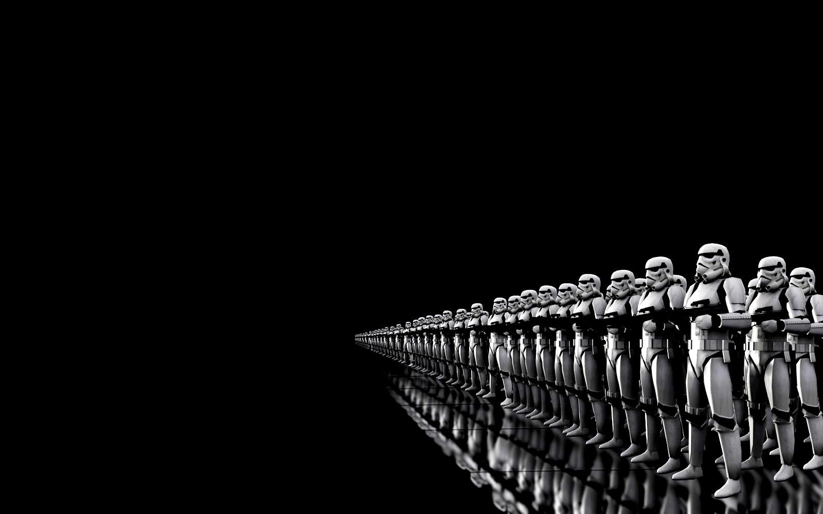 star wars desktop wallpaper download stormtroopers star wars wallpaper 1600x1000