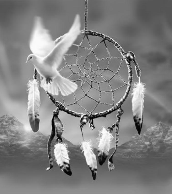 [35+] Native American Dream Catcher Wallpaper On
