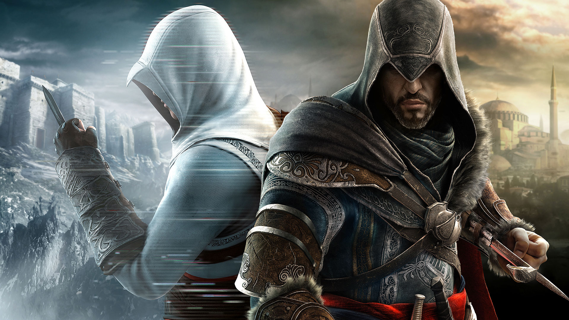 Assassins Creed Revelations Wallpapers in HD 1920x1080
