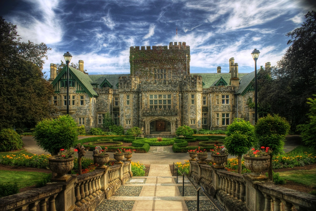 Northern Paranormal Investigations The Haunted Hatley Castle 1024x685
