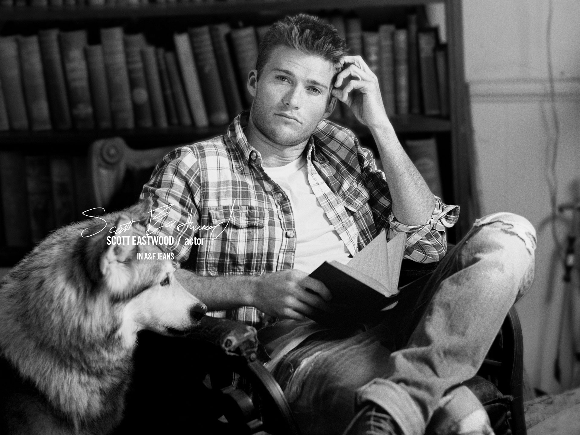 Scott Eastwood Wallpapers High Resolution and Quality Download 1920x1440