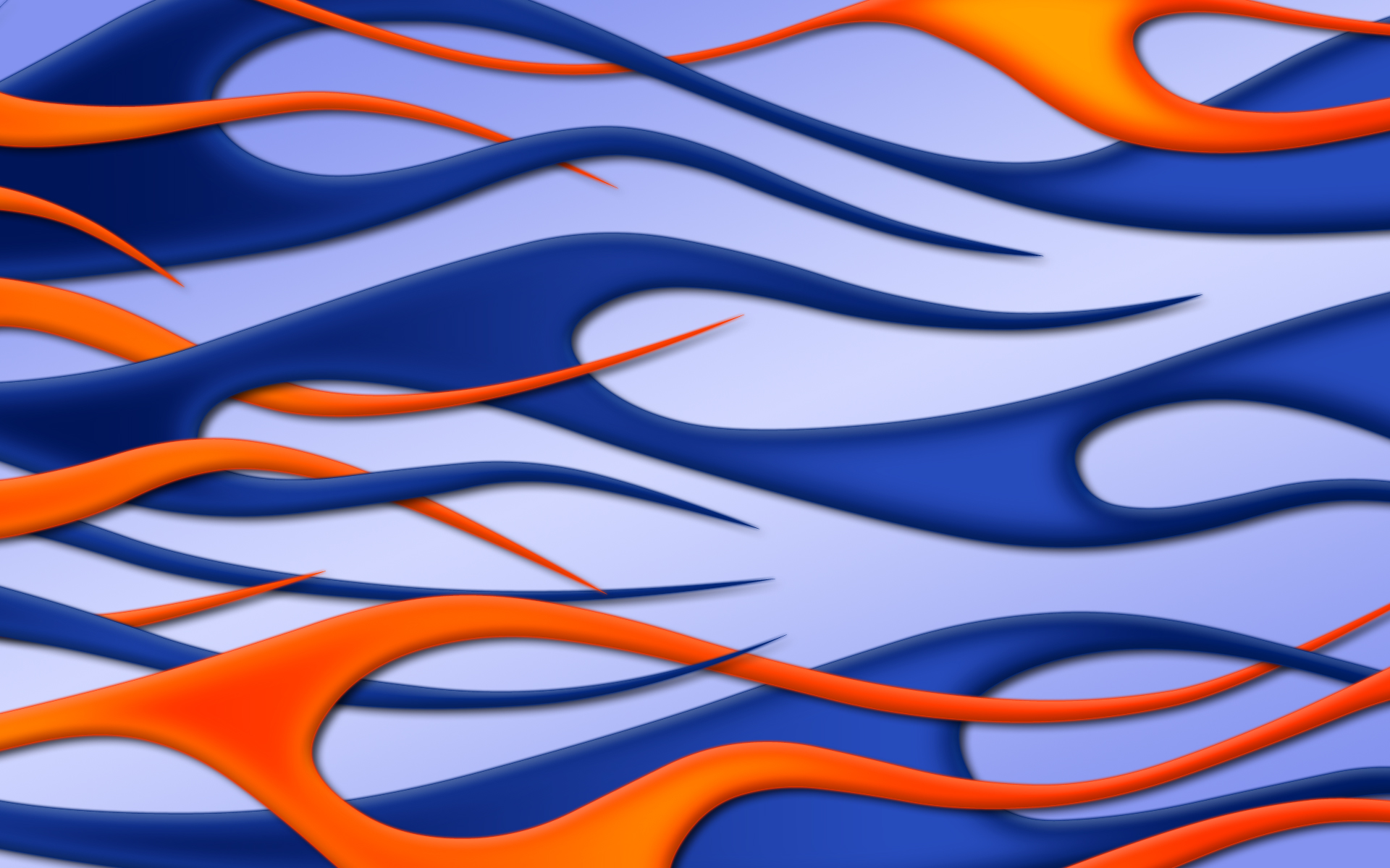 flames blue wallpaper image jbensch orange widescreen 1920x1200