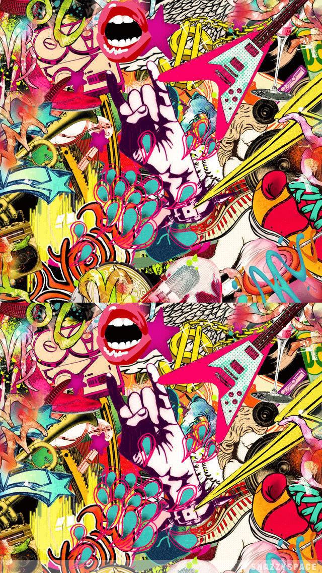 49 Retro Iphone Wallpapers On Wallpapersafari