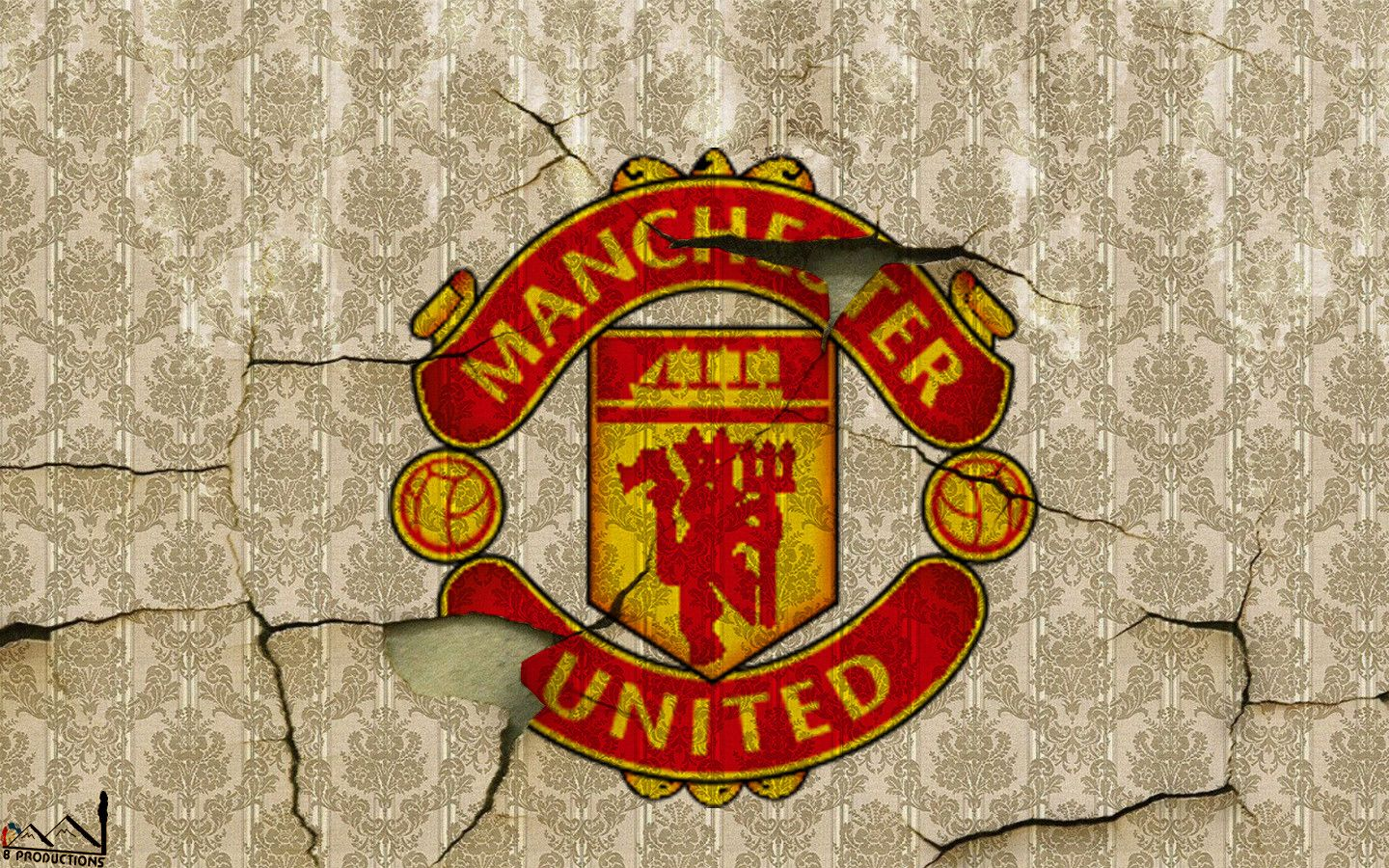 Free Manchester United Wallpapers 3D 2015 [