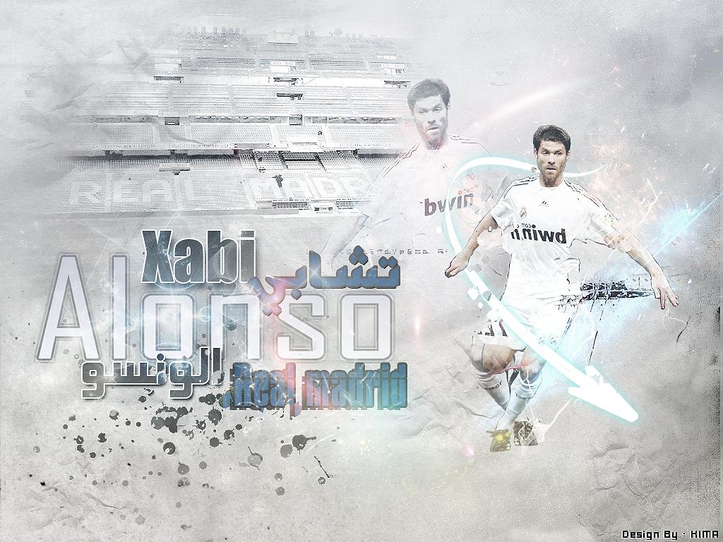 Xabi Alonso images Xabi Alonso Hala Madrid HD wallpaper and background 1024x768