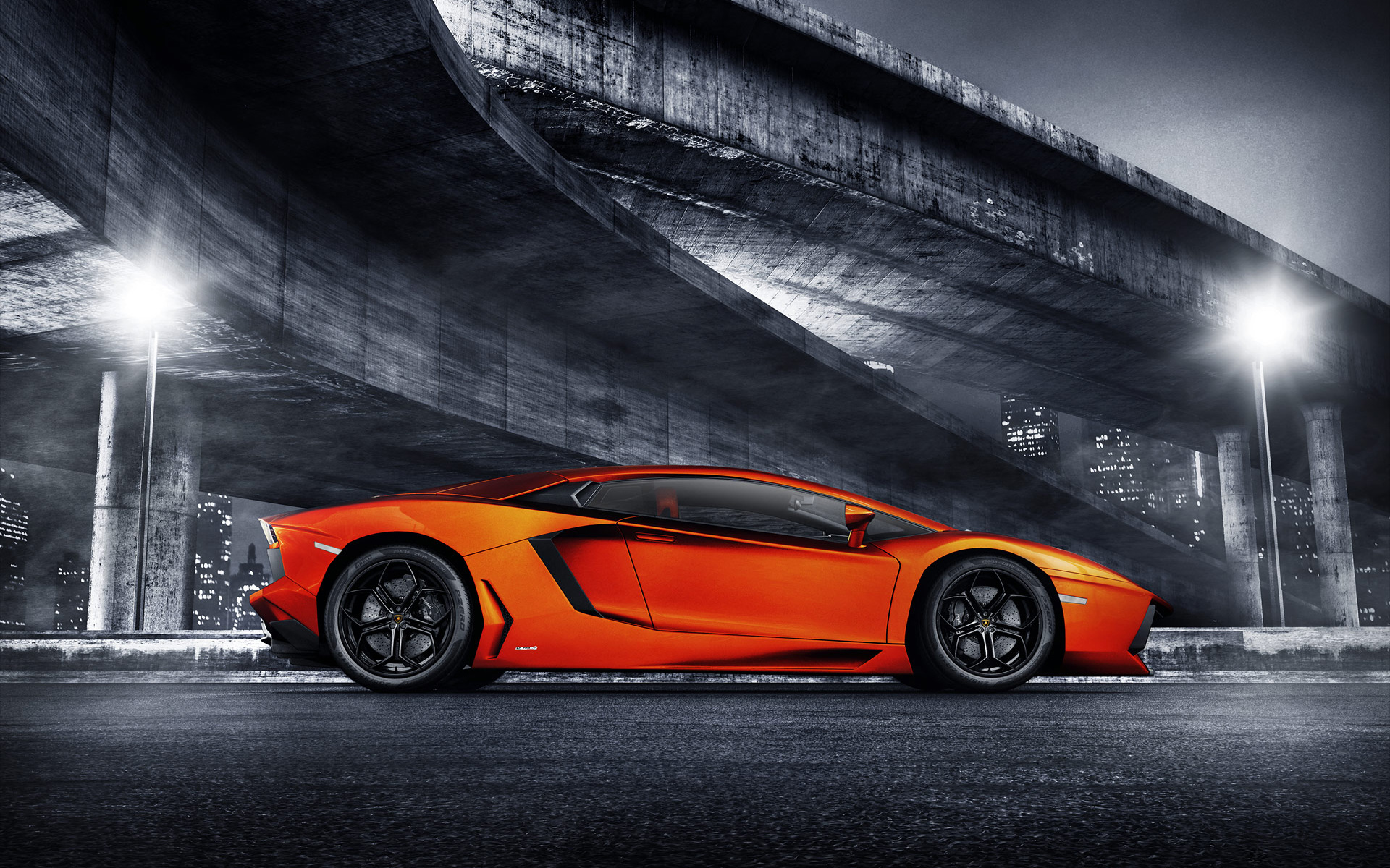 Lamborghini Aventador Sports Car Wallpapers HD Wallpapers 1920x1200