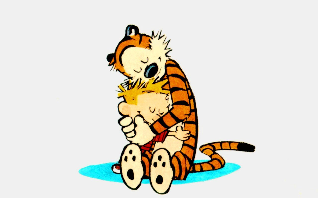 Calvin Hobbes   Calvin Hobbes Wallpaper 23762779 1280x800