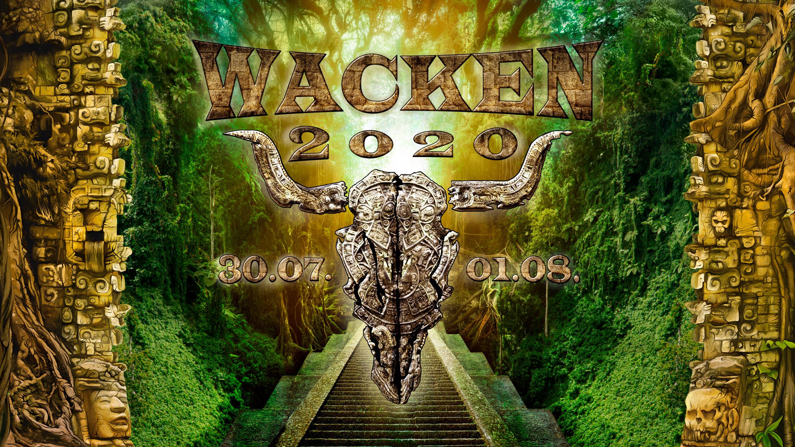 Wallpaper WOA   Wacken Open Air 2560x1440
