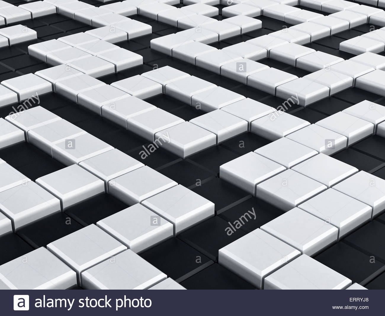 Black and white crossword puzzle background Stock Photo 83505136 1300x1065