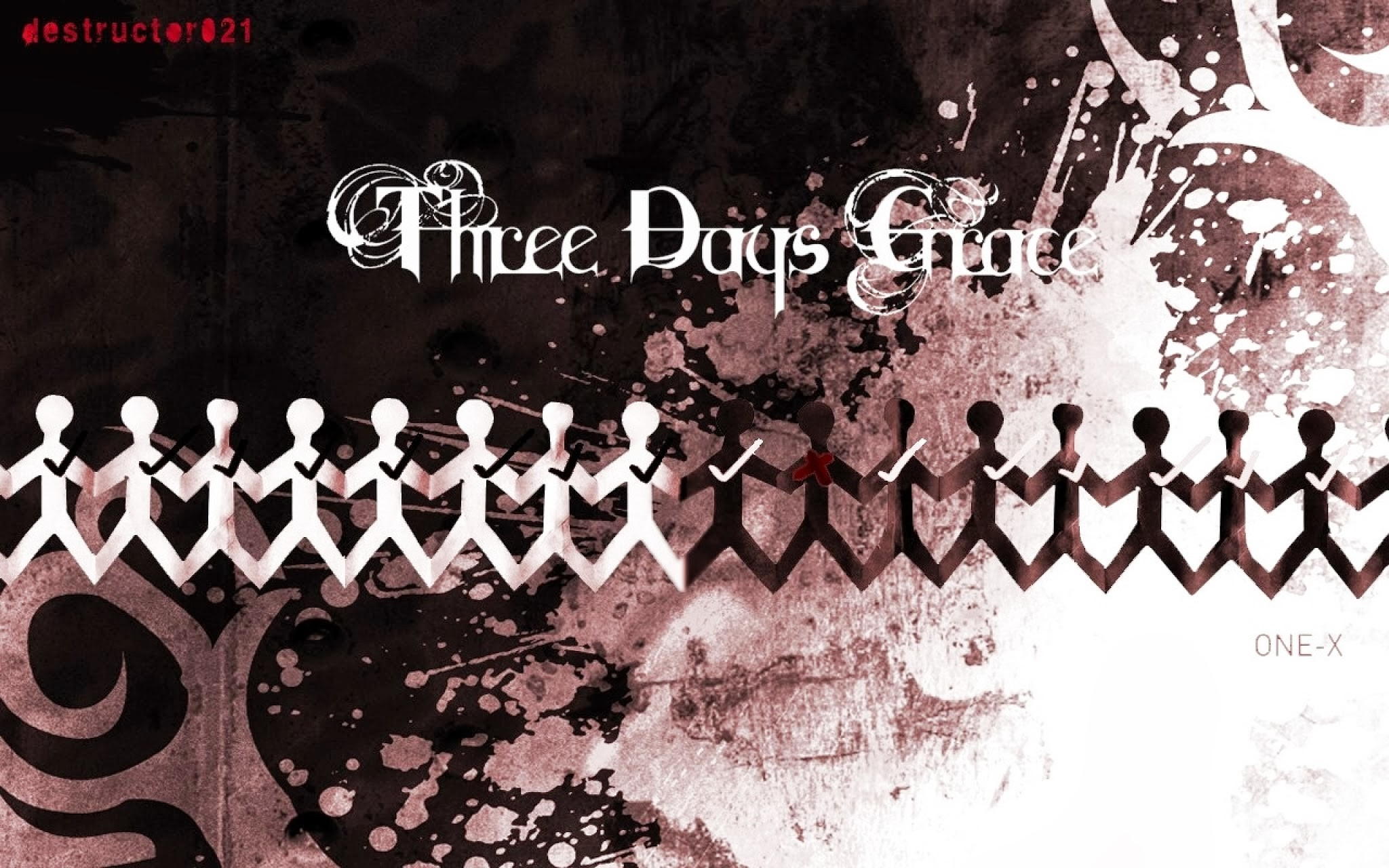Three Days Grace Wallpapers 64 pictures 2048x1280
