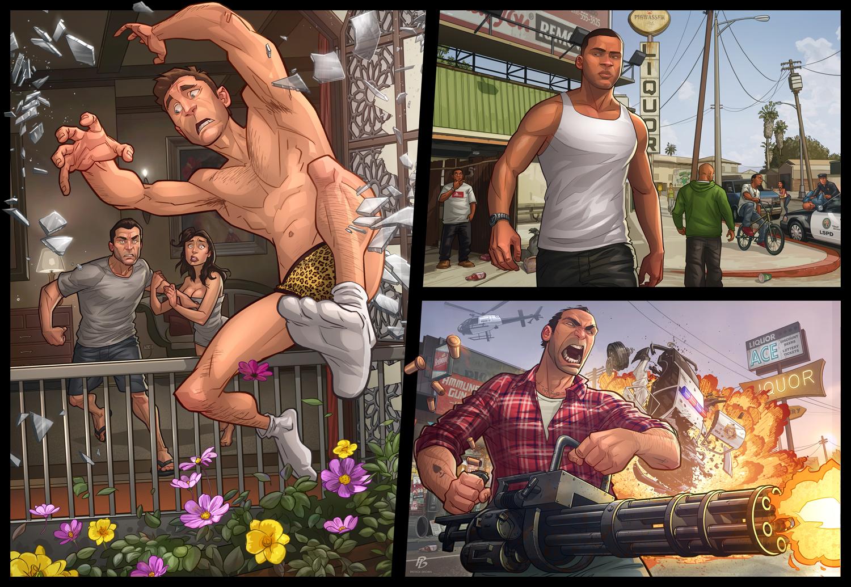 avatar items prison system wallpaper HQ gameplay video   GTA 5 1500x1035