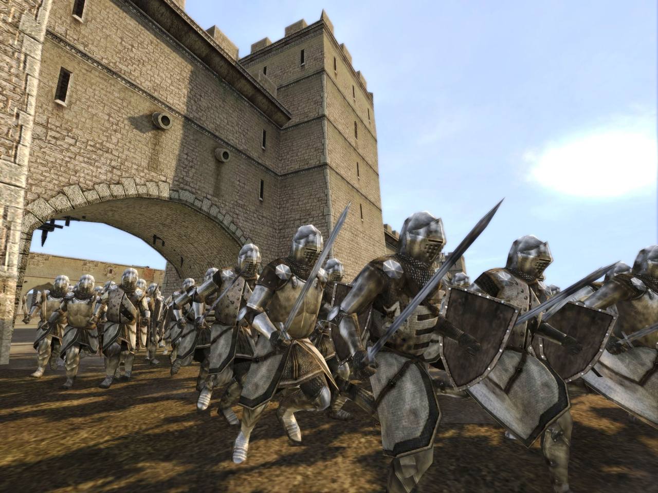 this medieval 2 total war wallpaper is available in 24 1280x960