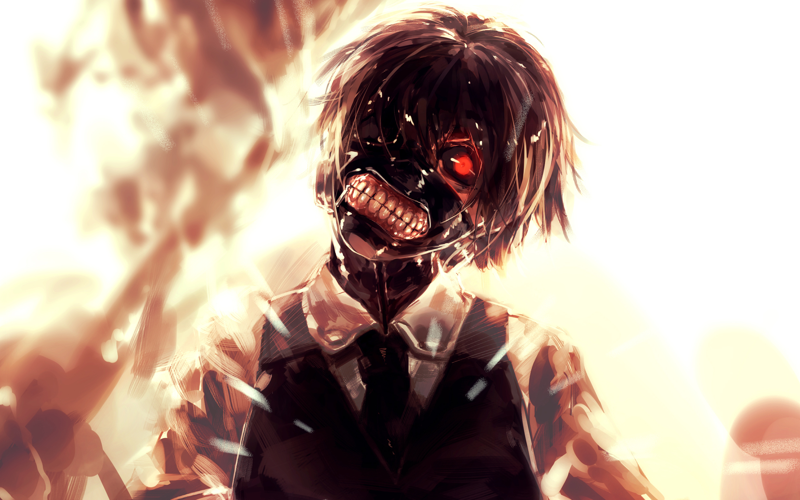 Tokyo Ghoul Wallpapers Best Wallpapers 2560x1600