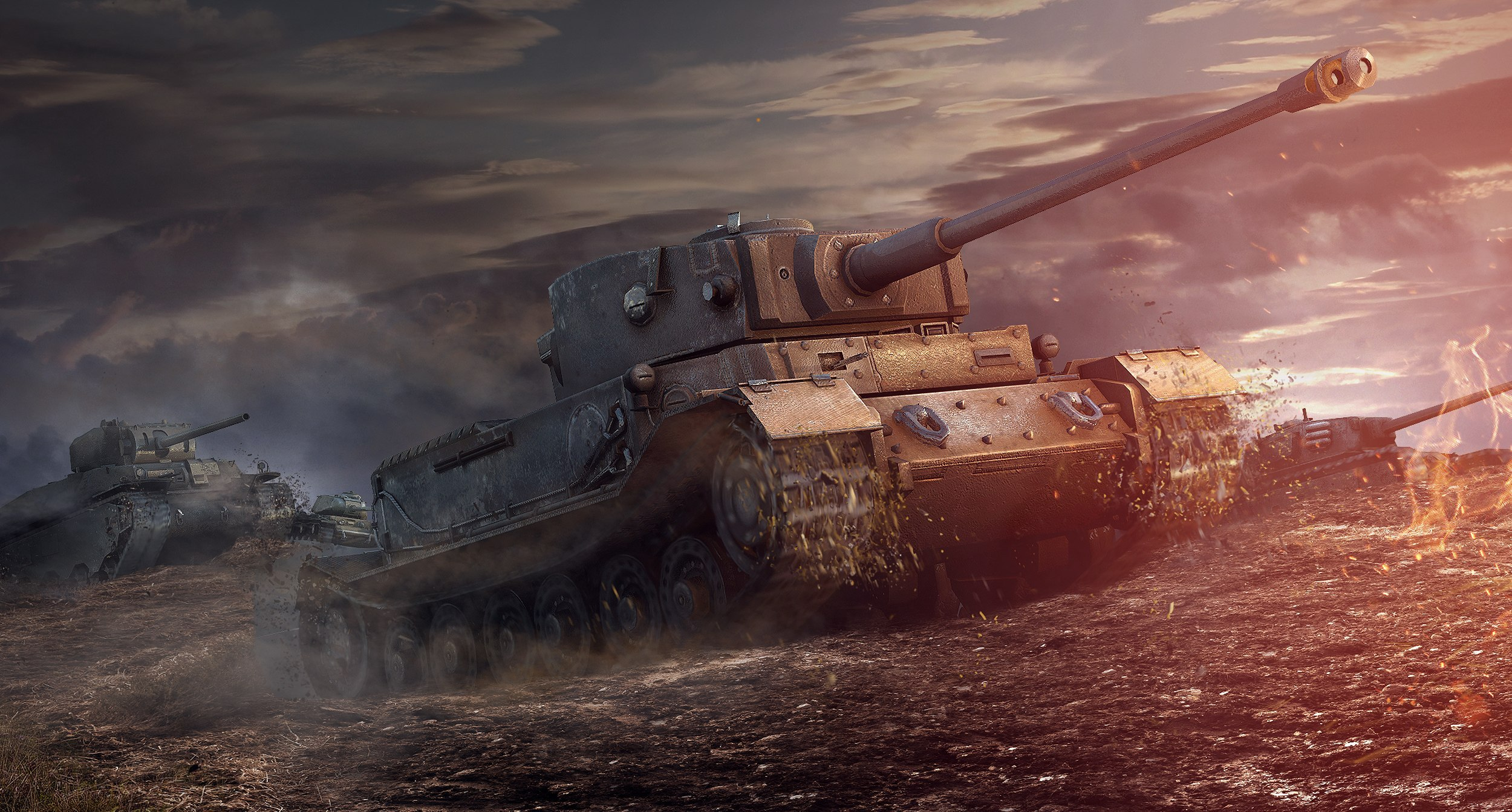 74 Tiger Tank Wallpaper On Wallpapersafari
