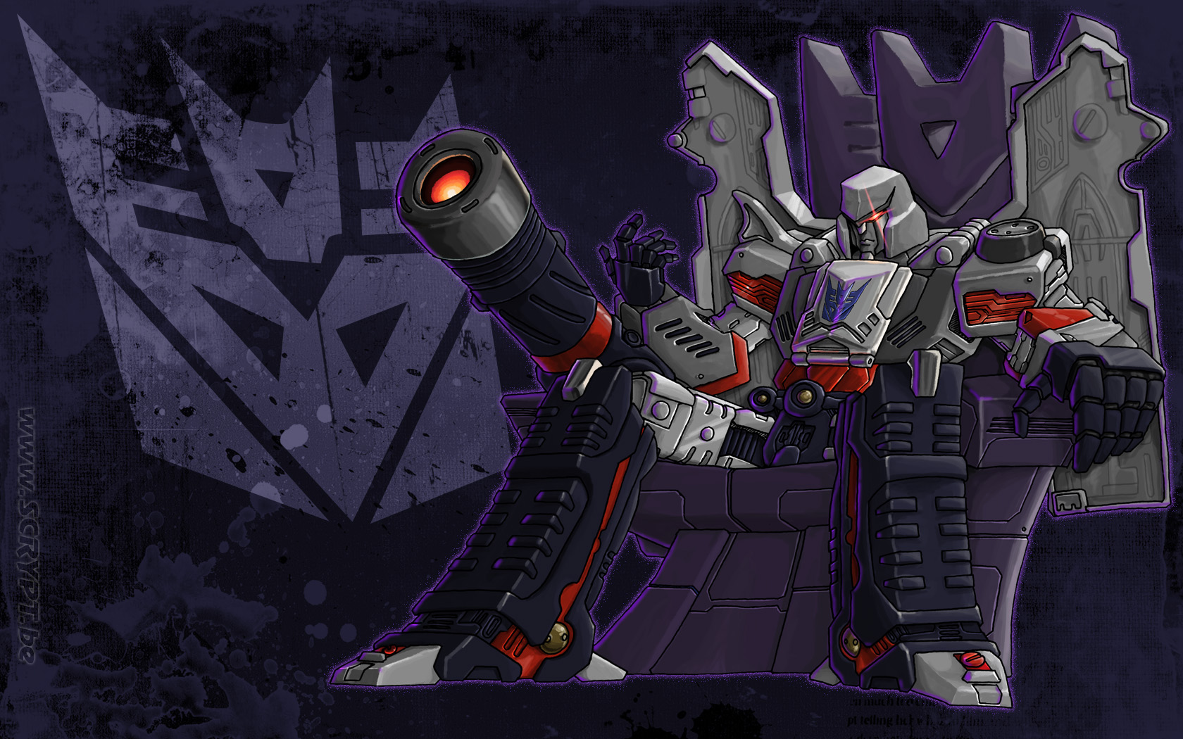 Iphone Shockwave Wallpapers: [77+] Megatron Wallpaper On WallpaperSafari